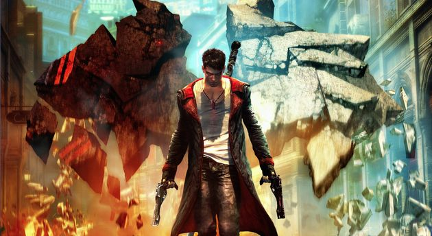 DMC: Devil May Cry is precies de DMC die we nodig hebben