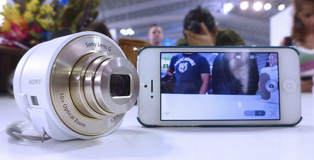 Doe mee en maak nu kans op een Sony QX10 Lenscamera!