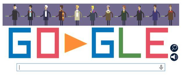 Doodle: 50 jaar Doctor Who!