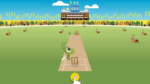 doodle-cricket