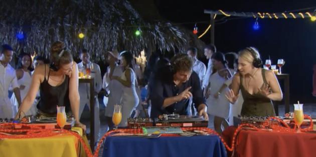 Doordraaien DJ wie is de mol