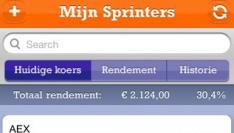 Download nu de nieuwe ING Sprinter app voor je iPhone [Adv]