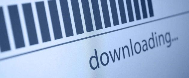 downloading-glasvezel