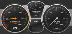 Downloadsnelheid Internet-providers blijft ver achter