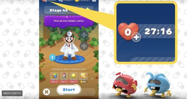 dr mario world game