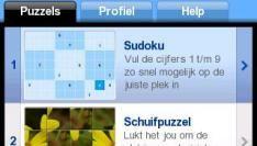 Drie iPhone Apps van de Volkskrant