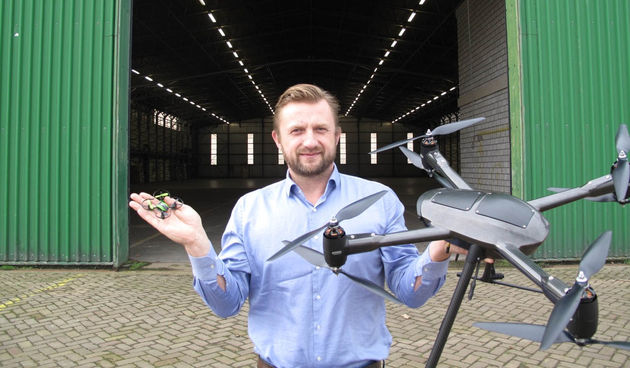 drone-center