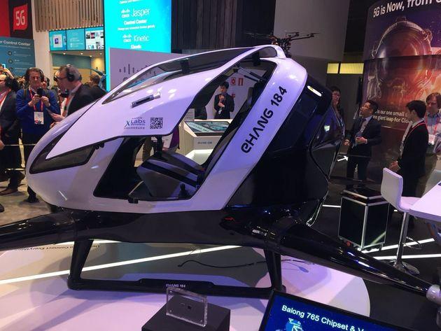 Drone op 5G