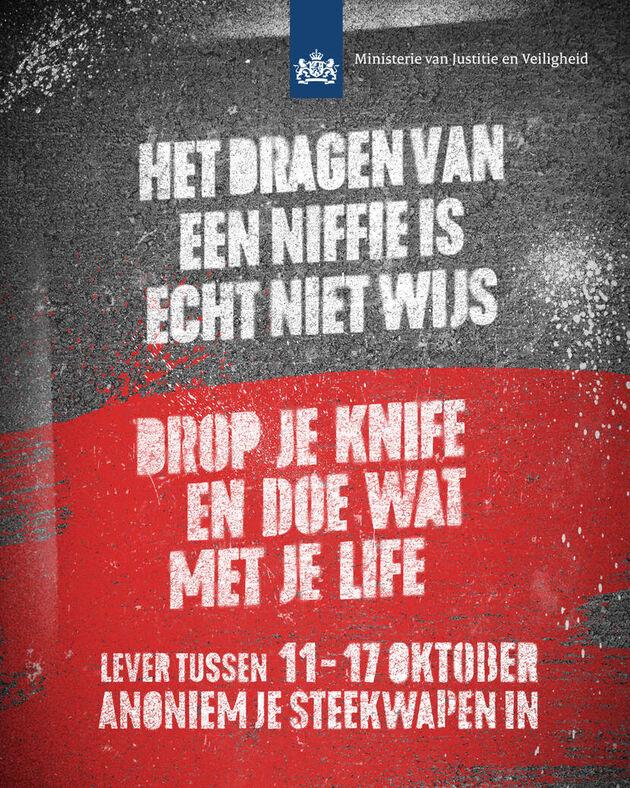 Drop je knife