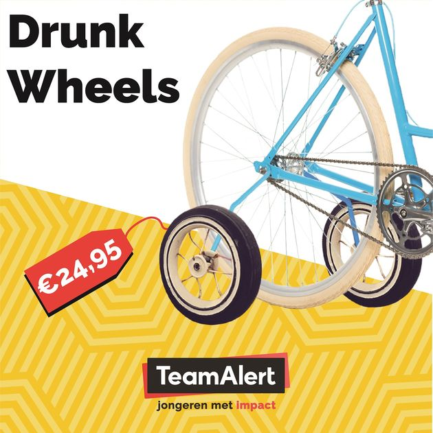 Drunk Wheels - productafbeelding