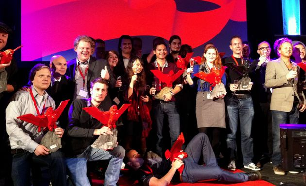 Dutch Game Awards: and the winners are...