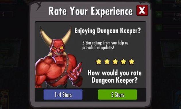 EA: 'Dungeon Keeper F2P had beter gekund'