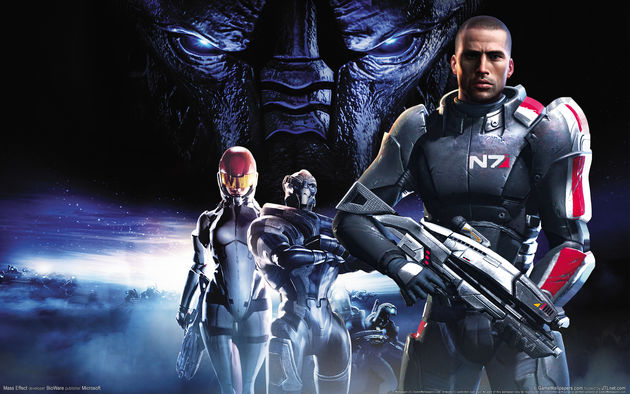 EA OP GAMESCOM: MASS EFFECT, FIFA 11, CRYSIS 2 MULTIPLAYER, NfS EN… DAVID BECKHAM