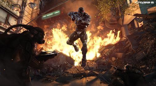 EA's sneer naar Call Of Duty 7