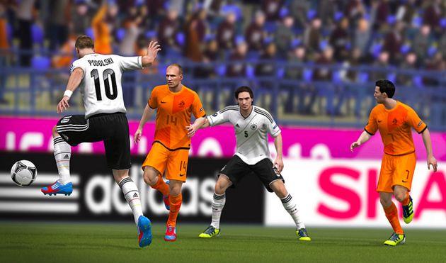 EA Sports Uefa Euro 2012 is eindelijk gewoon een tussendoortje