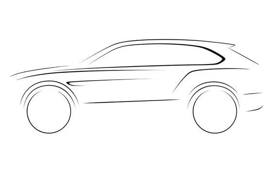 Een Bentley SUV?