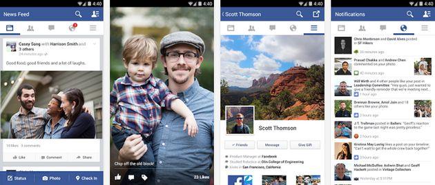 Een betere Facebookervaring op Android