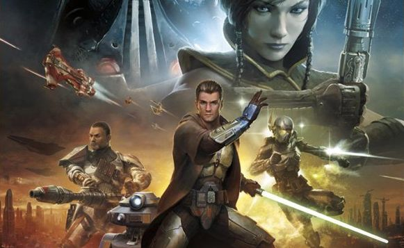 Een en een is gewoon twee in Star Wars: The Old Republic