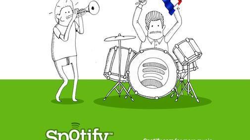 Een jaar Spotify in Nederland