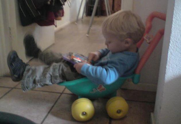 Een Tablet voor je baby?