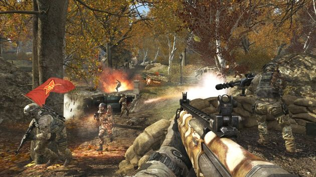 Een verband tussen gewelddadige games en wapengerelateerde moorden? Die is er niet!
