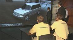 Een virtuele Jaguar?