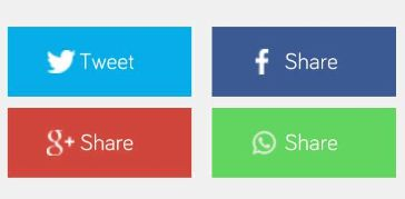 Een WhatsApp share button op jouw eigen website?