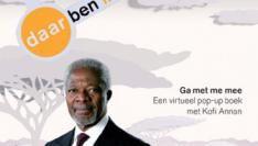 Eerste Augmented Reality campagne in Nederland (in boekvorm)