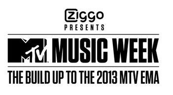 Eerste namen van de MTV Music Week zijn bekend