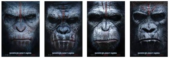 Eerste trailer: Dawn of the Planet of the Apes