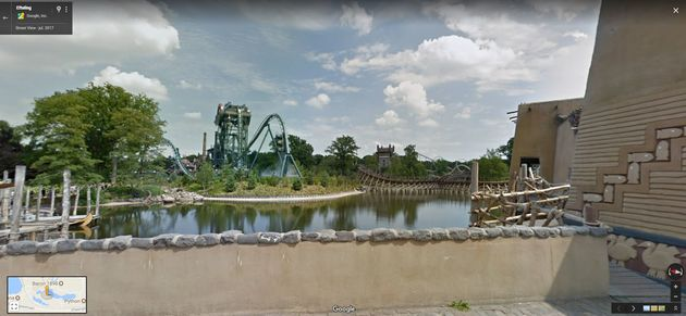 Efteling-Street-View