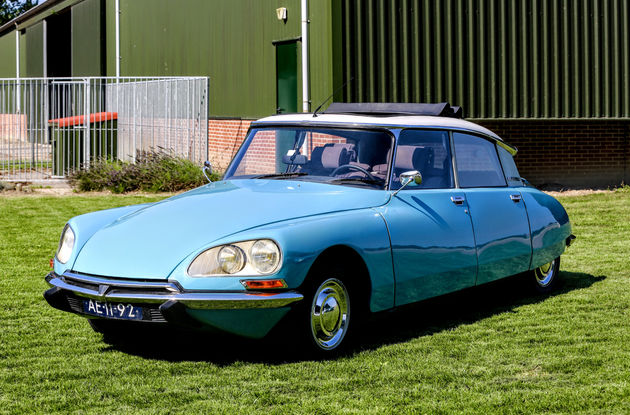 Electric Citroen DSla - 22 of 55