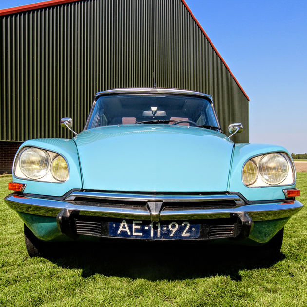 Electric Citroen DSla - 34 of 55