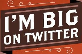 Emmys: I'm Big On Twitter [Infographic]