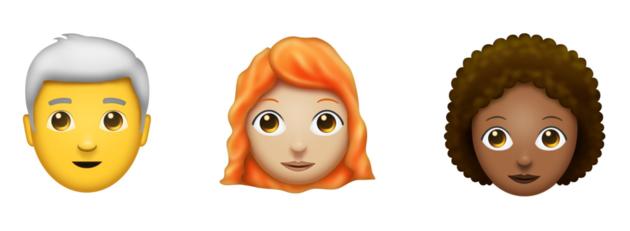 emoji-haar