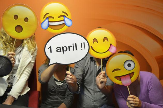 emojis 1 april a