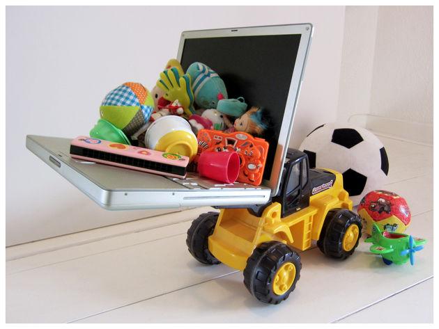 """En de winnaar van de """"oude laptop actie"""" is ..."""