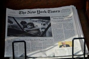 Engagement van de online bezoeker blijft probleem voor kranten