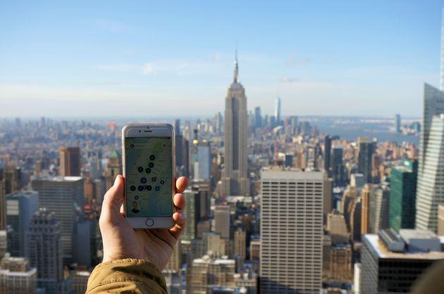 Eric's New York app