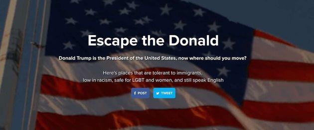 escape-the-donald