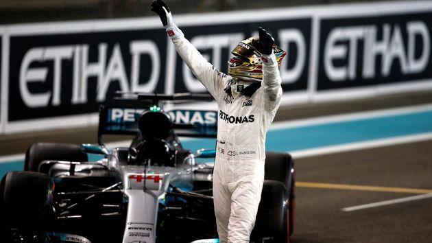F1 Lewis