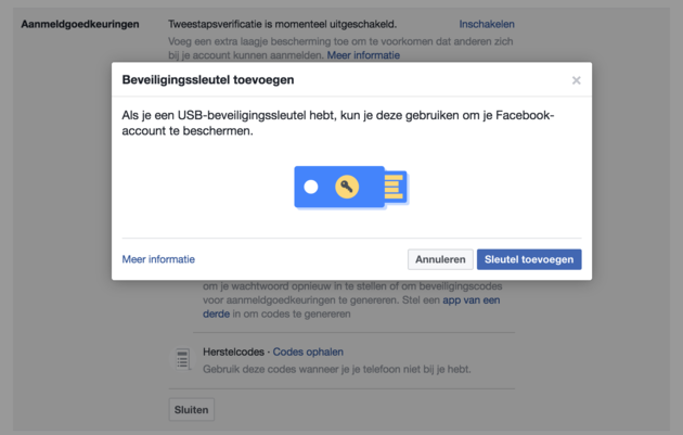 facebook-aanmeldgoedkeuringen