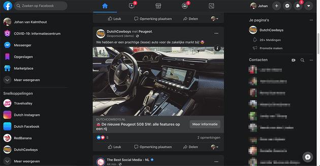 Facebook-advertenties-optimaliseren-feed