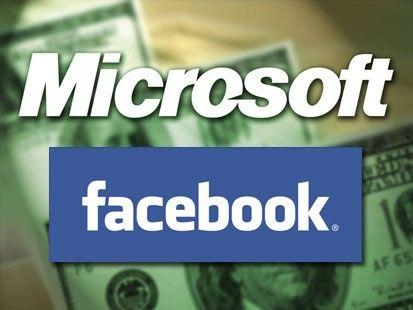 Facebook en Microsoft willen de advertentiesector op zijn kop zetten