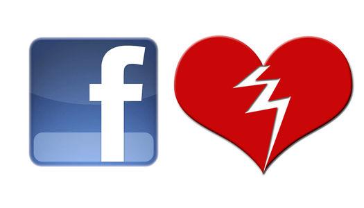 Facebook goed voor 1/3de van de echtscheidings aanvragen