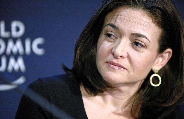 Facebook heeft volgens COO Sheryl Sandberg geen 'tiener-probleem'