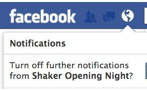 Facebook komt met verbeterde notificaties