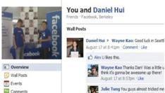 Facebook lanceert Friendship Pages