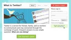 Facebook opent aanval op Twitter