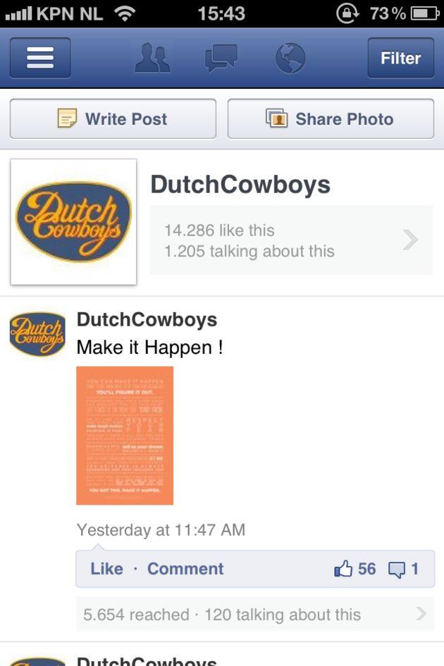 Facebook Pages manager app nu ook beschikbaar in Nederland